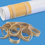 #82 1 POLY RUBBER BAND 2 1/2 X 1/2