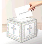 CARD BOX HLDR BLESSED DAY