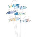 6.25'' WD FISH PICK- 6 STYLES
