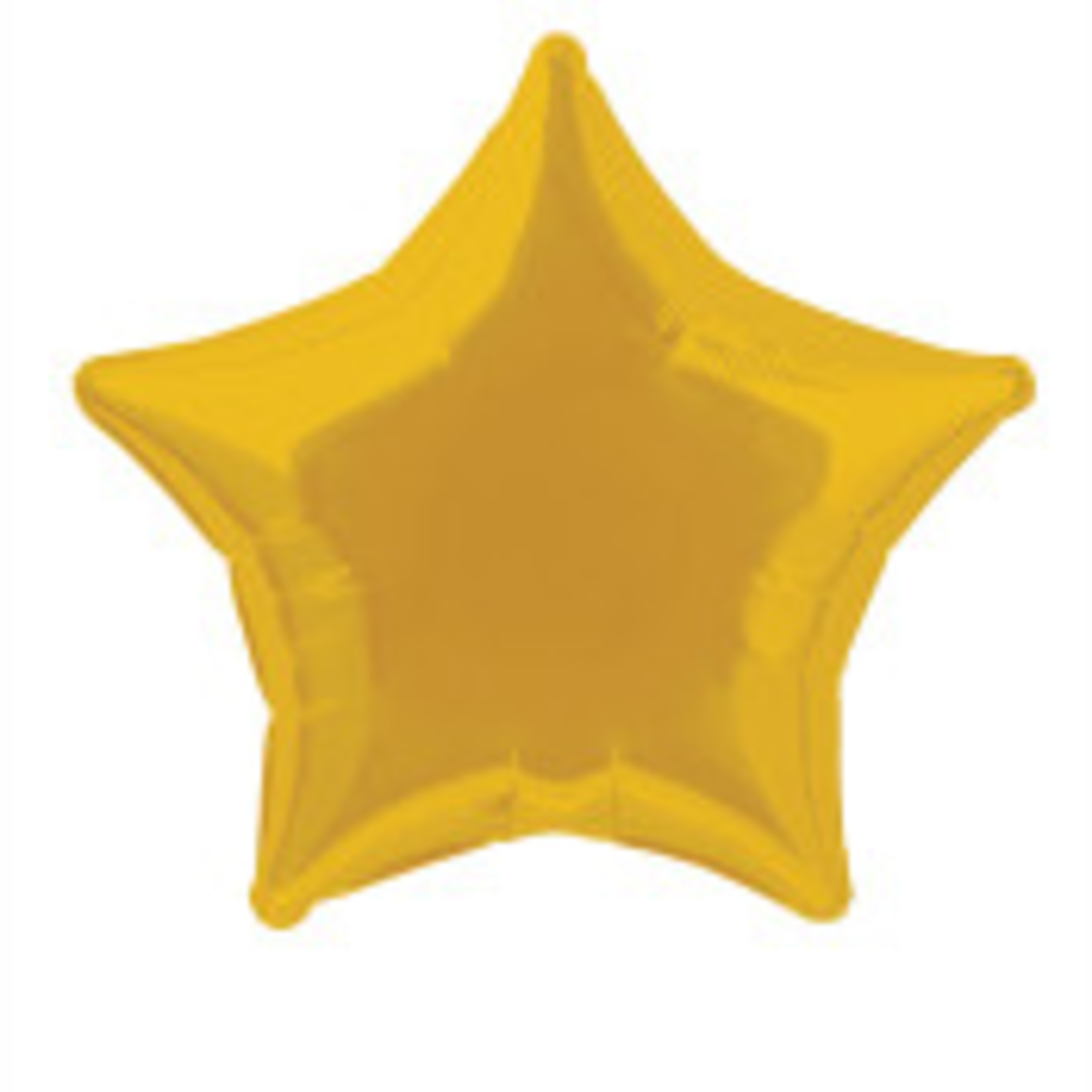 20'' GOLD STAR FOIL BALLOON