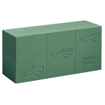 Instant Deluxe Brick - Green Pack Size: 48
