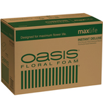 """4"""" X 3"""" X 9"""" OASIS MAX LIFE INSTANT DELUXE FLORAL FOAM"""
