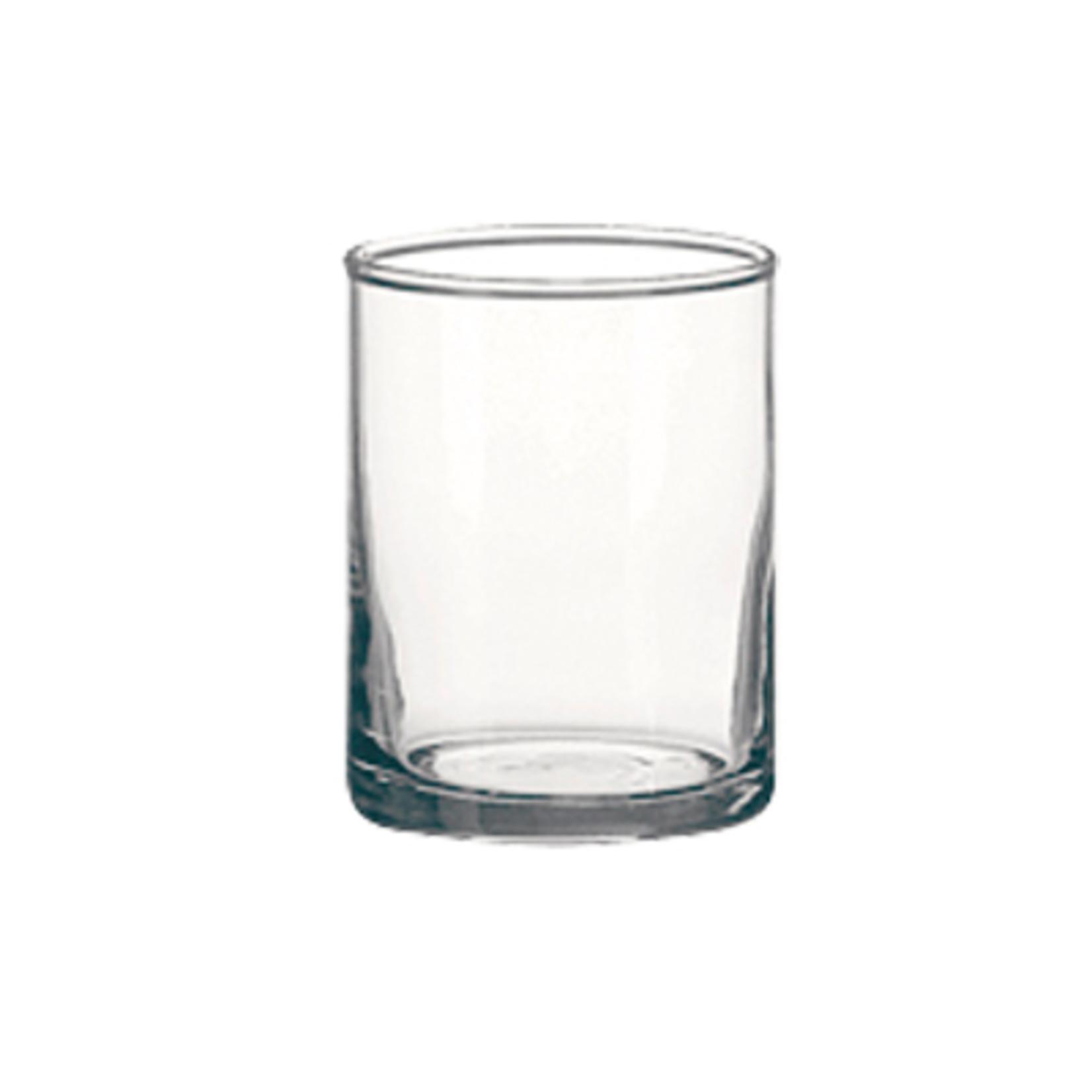 """2 1/2"""""""" Cylinder Votive - Crystal"""