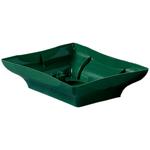"8"""" Centerpiece Tray - Green"