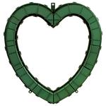 """24"""""""" Open Heart - Green"""