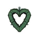 """12"""""""" Open Heart WET FOAM- Green"""