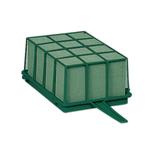 2/3 Brick Cage with Aquafoam - Green
