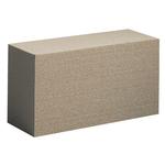 Dri II Brick - Taupe Pack Size: 20 dry foam