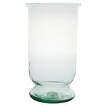 "13 3/8"""" Hurricane Vase - Crystal"