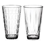 "9"""" Cut Crystal Vase Asst - Crystal"