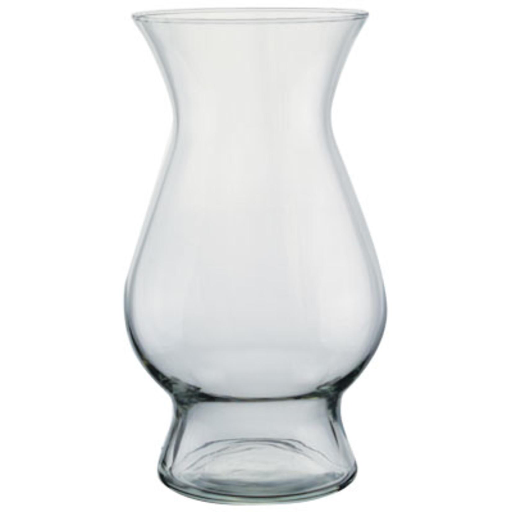 "10 5/8"""" Bella Vase - Crystal"