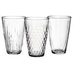 "10"""" Cut Crystal Vase Asst - Crystal"
