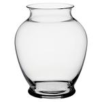 """7 1/4"""""""" Ginger Vase - Crystal"""
