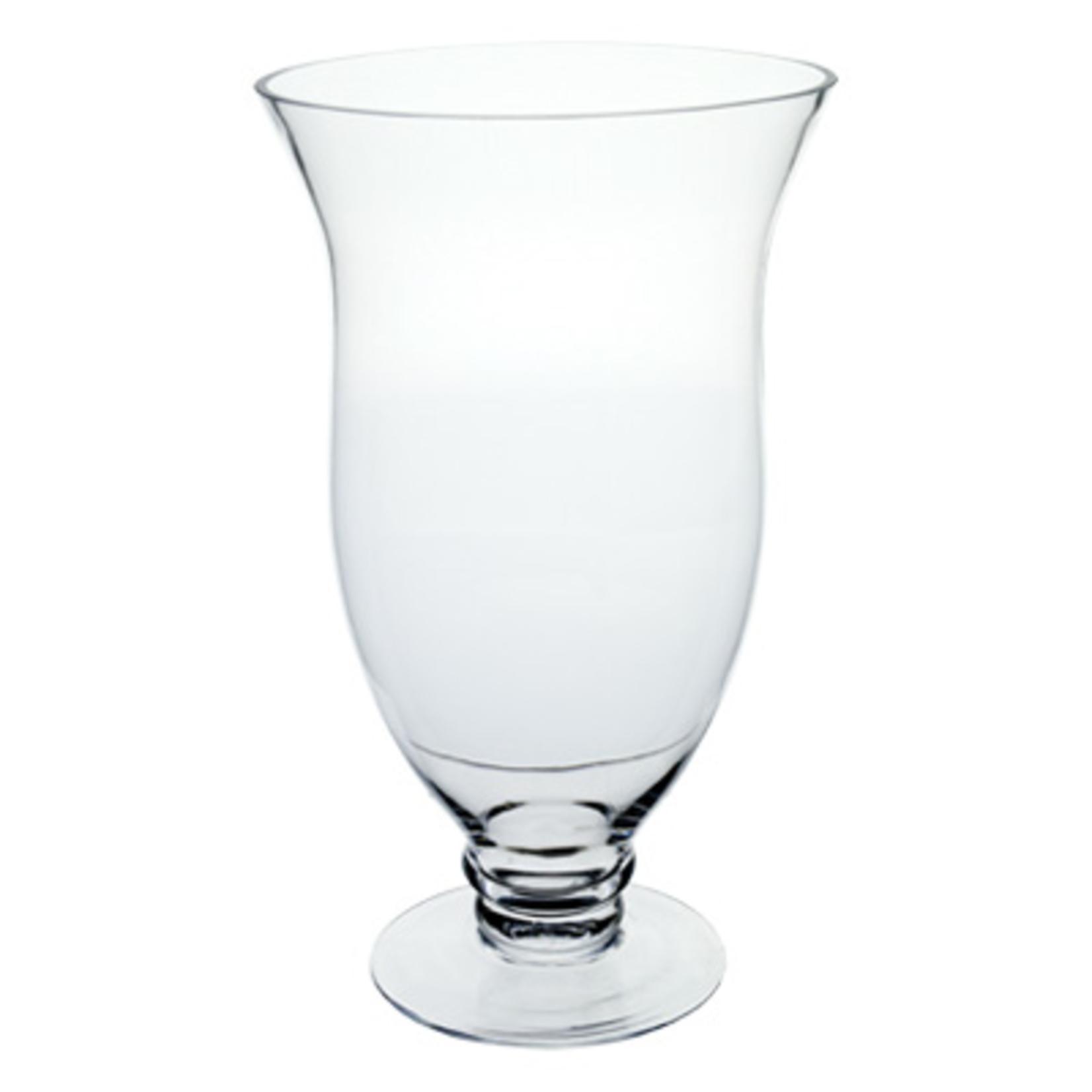 """13"""""""" Mia Vase - Crystal"""