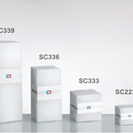 """3""""""""X3""""""""X9""""""""H SQUARE CANDLE"""