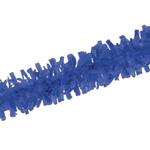 Tissue Festooning 25' medium blue