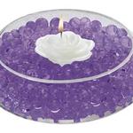 Deco Beads - 8oz Jar, Purple