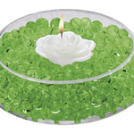 Deco Beads - 8oz Jar, Green