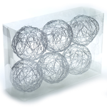 """4"""" WIRE SPHERE PACK 6 (AD)"""