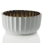 11.75'' x 5.5''H MELROSE BOWL COLLECTION
