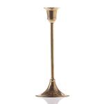 "8.25"" X 3.25"" Antique Candlestick (AD)"