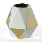 6.5'' x 5.75'' x 6'' Instyle Geo Vase (AD)