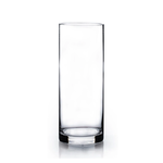 "12""h x D-5""Clear Medium Cylinder"