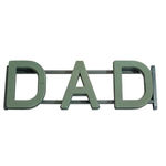 OASIS FLORAL FRAME DAD, PER PIECE