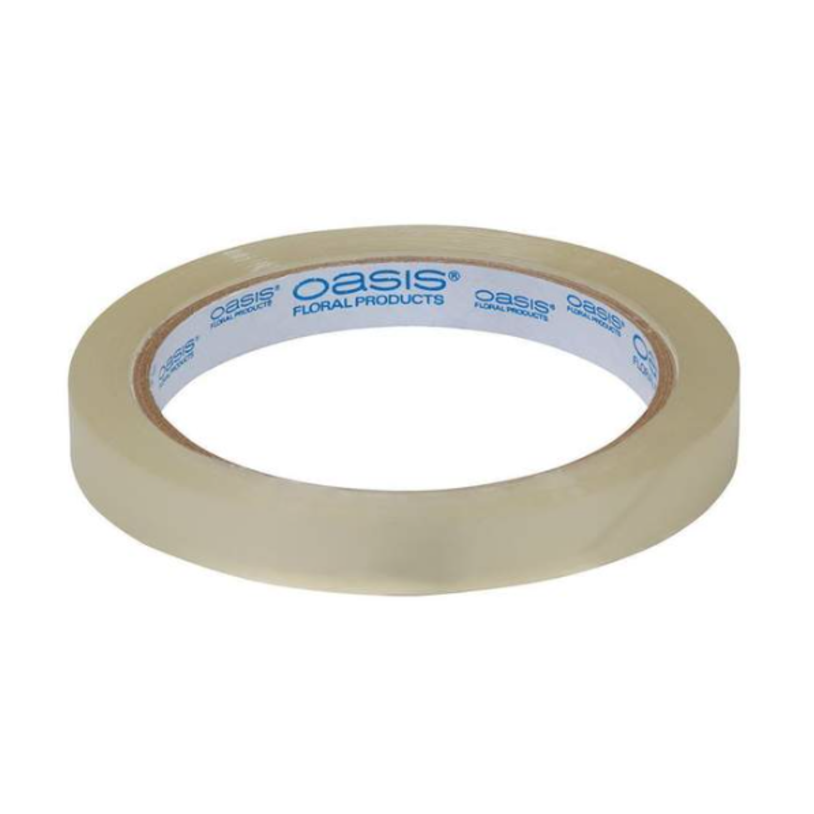 """1/2"""""""" Clear Floral Tape (60 yds.)"""