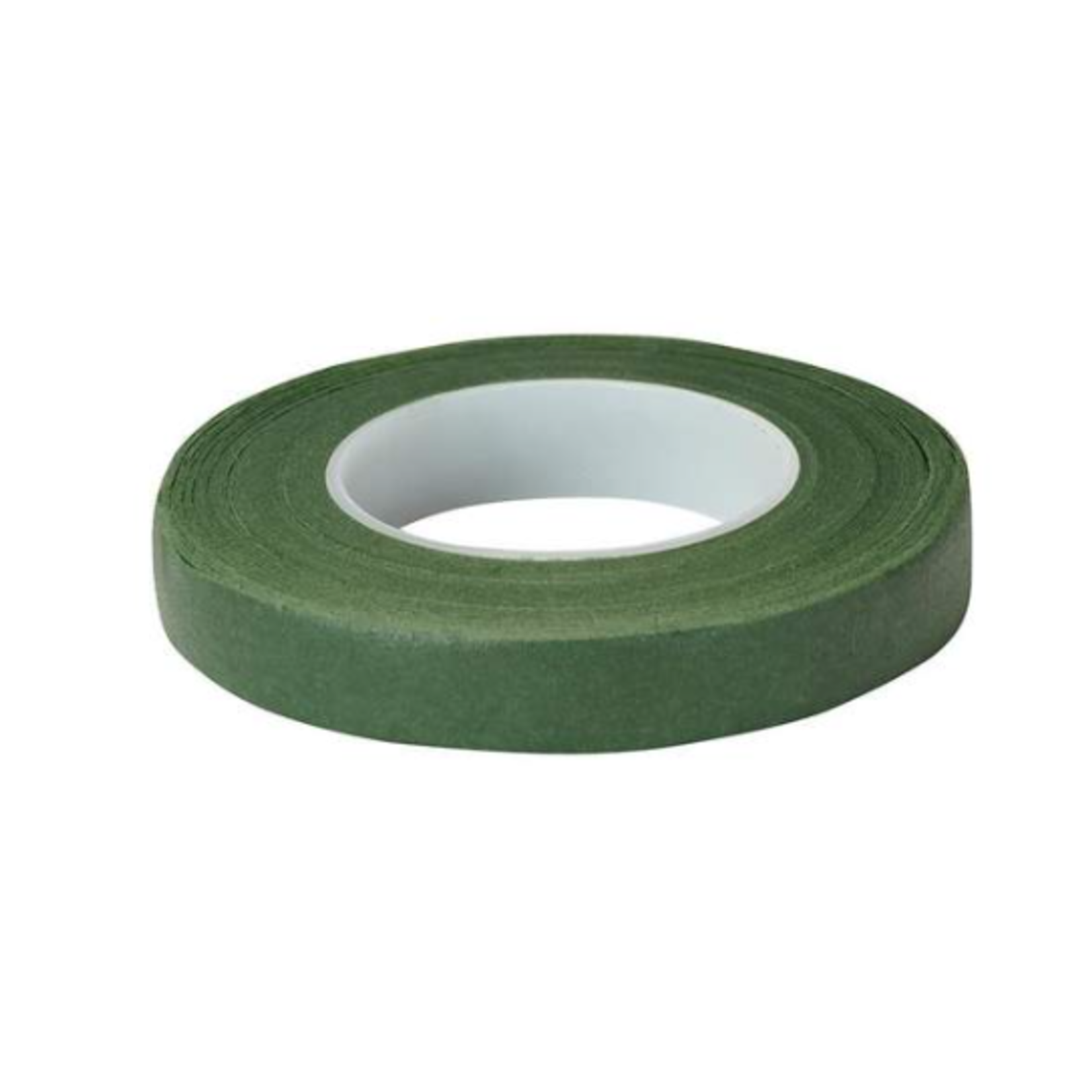 1/2'' GREEN STEM WRAP(12) Dark Green FLORAL TAPE/STEM WRAP