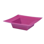 Square Bowl - Strong Pink