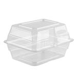 "5""""x4""""x3"""" Boutonniere Box - Crystal"