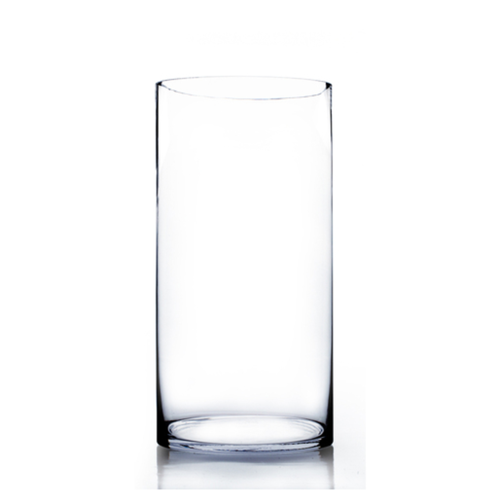 """16""""H X 7"""" GLASS CYLINDER box can be marked C0716"""