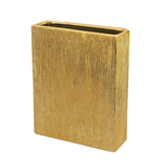 """Etched Gold  10"""""""" Block H-10"""""""", Top-8""""""""x2.5"""""""""""