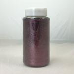 BURGUNDY GLITTER BY JAR, 1 POUND/JAR