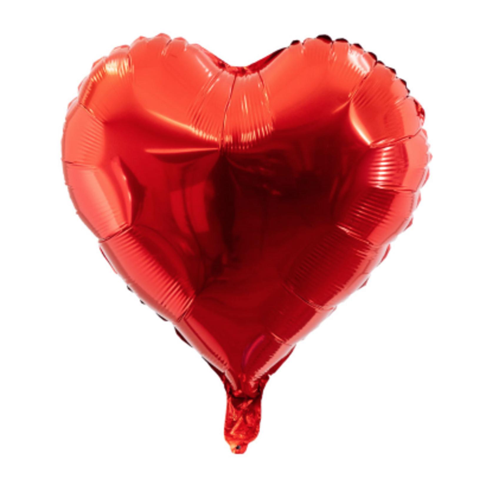 18'' HEART SHAPE BALLOON
