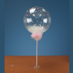 24'' BUBBLE BALLOON, 10 IN PACK