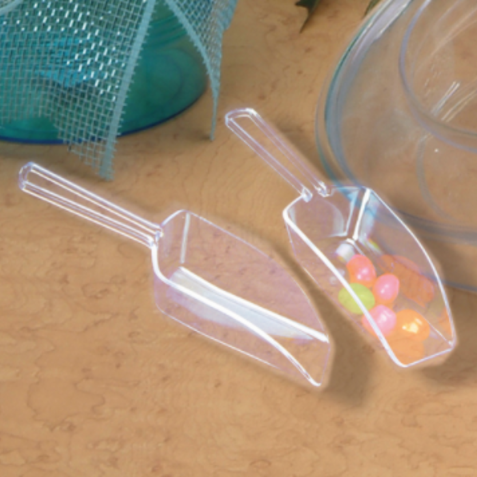 3.25in. x 1.75in. CANDY SCOOP, 1DOZ/PACK