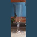 "6.25"" PLASTIC CHAMPAGNE GLASS,"
