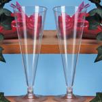 "7"""" (6 OZ) CHAMPAGNE GLASS, 1 DOZ/PACK"