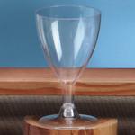 """5"""""""" (5.5 OZ) WINE GLASS, 1 DOZ/PACK"""