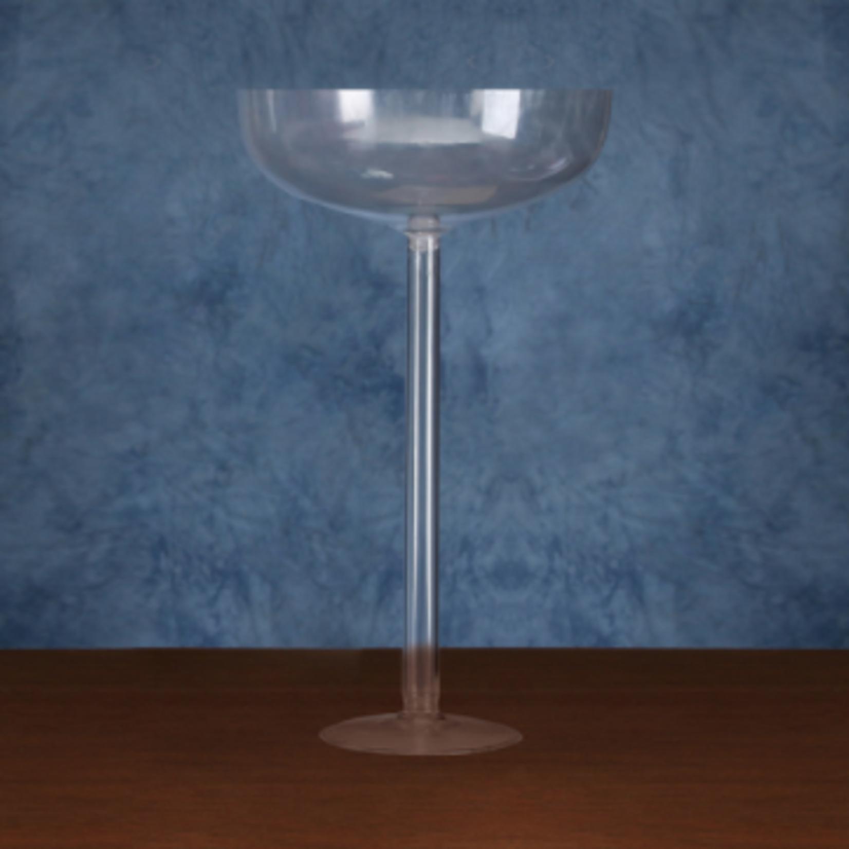 18'' PLASTIC CHAMPAGNE GLASS