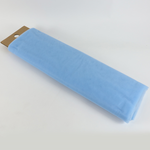 54in.X40 BLUE YARDS TULLE,