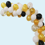 16' BALLOON GARLAND PACKAGE, , 110 PCS OF 10'' AND 12'' BALLOONS