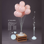 40'' , 11 BALLOON CLUSTER STAND