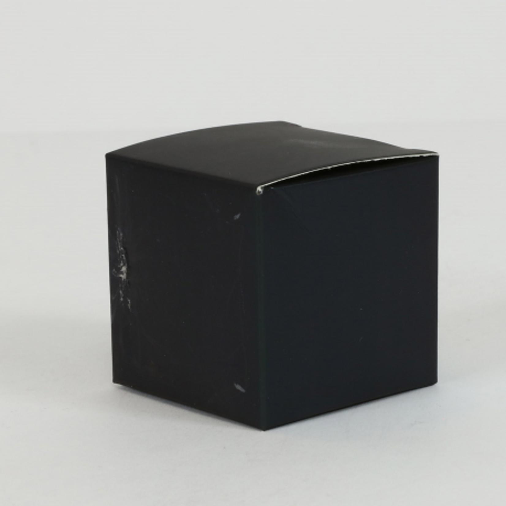 2'' CUBE BOX , 24 PCS