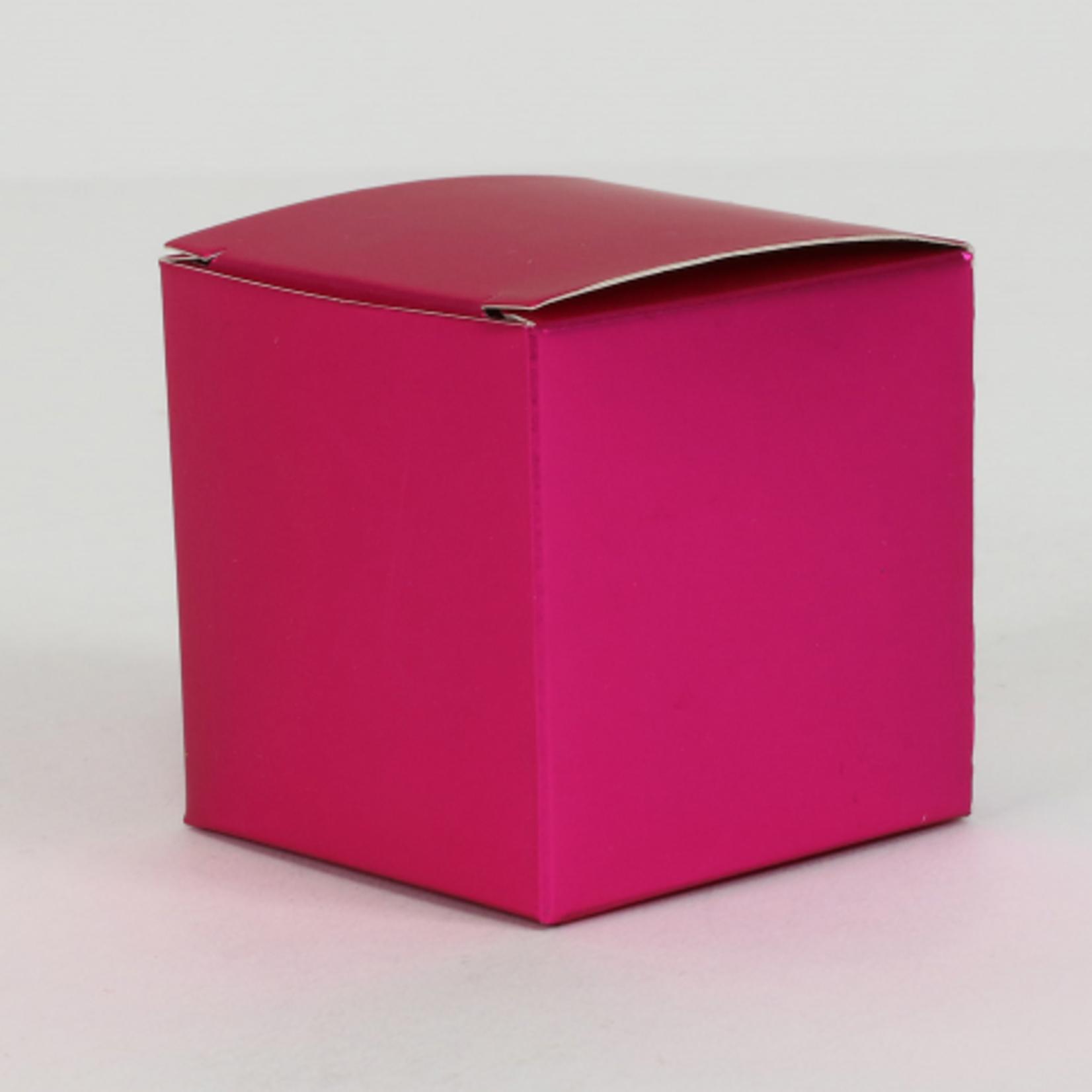 """2"""" CUBE BOX, 24PCS"""