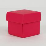 2'' CUBE BOX W LID, 12 PCS