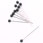 4MM PEARL BOUTONNIERE PIN, 1.5in,,144 PCS
