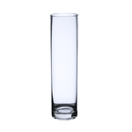 """10""""H x 2""""D CLEAR CYLINDER"""